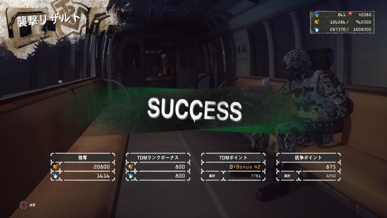 TDM Success